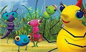 Miss Spider's Sunny Patch Friends Miss Spider39s Sunny Patch Friends Western Animation TV Tropes