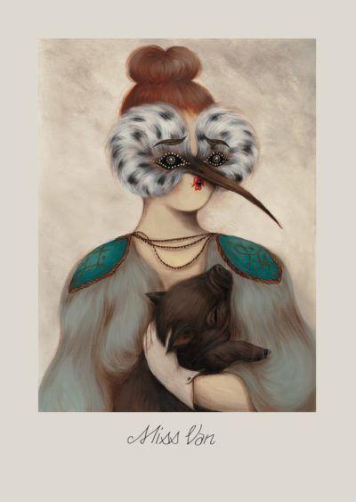 Miss Van MISS VAN Paintings