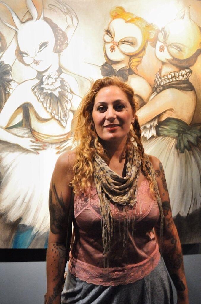 Miss Van 221 best Art Miss Van images on Pinterest Los angeles Street