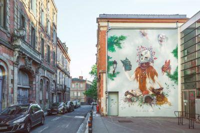 Miss Van Graffiti MISS VAN
