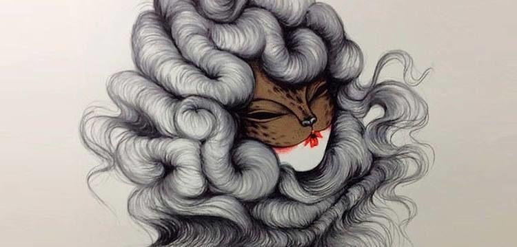 Miss Van Miss Van Limited Edition Prints Artworks Nelly Duff