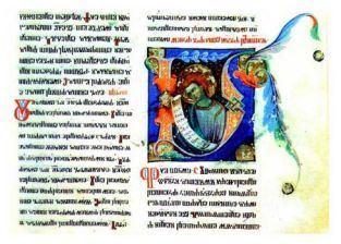 Missal of duke Novak