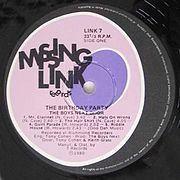 Missing Link Records httpsuploadwikimediaorgwikipediaenthumb0