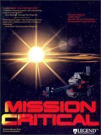 Mission Critical (video game) httpsuploadwikimediaorgwikipediaen882Mis