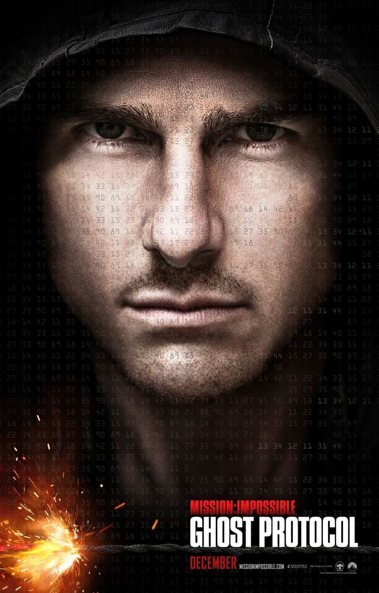 Mission: Impossible – Ghost Protocol MISSION IMPOSSIBLE GHOST PROTOCOL Poster Collider