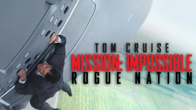 Mission: Impossible – Rogue Nation Mission Impossible Rogue Nation Review Another Cool Guy Movie