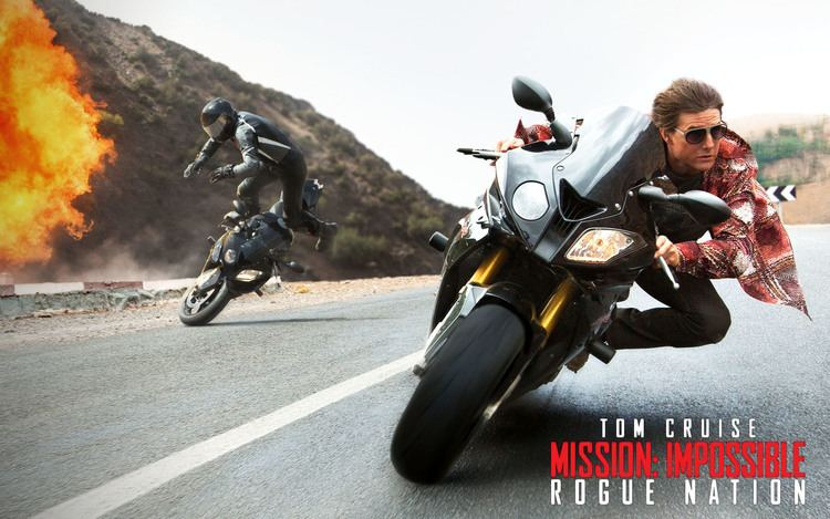 Mission: Impossible – Rogue Nation MISSION IMPOSSIBLE ROGUE NATION Review By the Schmoes Schmoes