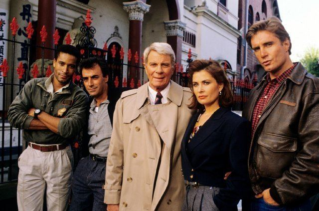 Mission: Impossible (1988 TV series) 1000 images about Mission Impossible Tv Show on Pinterest The