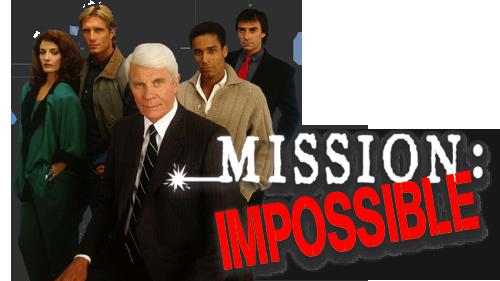 Mission: Impossible (1988 TV series) Mission Impossible 1988 TV fanart fanarttv