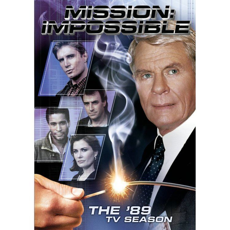 Mission: Impossible (1988 TV series) UpcomingDiscscom Blog Archive Mission Impossible The 3989 TV