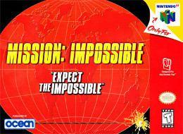Mission: Impossible (1998 video game) httpsuploadwikimediaorgwikipediaen666Mis