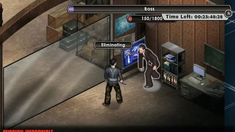 Mission: Impossible (1998 video game) Mission Impossible The Game Gameplay Video GameSpot