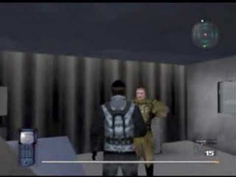 Mission: Impossible (1998 video game) Mission Impossible Speed Run Part 1 Lundkwist Base YouTube