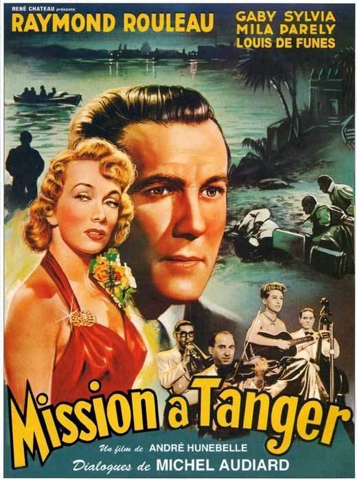 Mission in Tangier Mission in Tangier Movie Posters From Movie Poster Shop