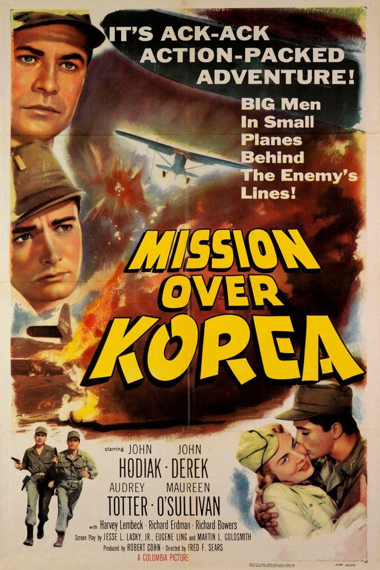 Mission Over Korea wwwgstaticcomtvthumbmovieposters36998p36998