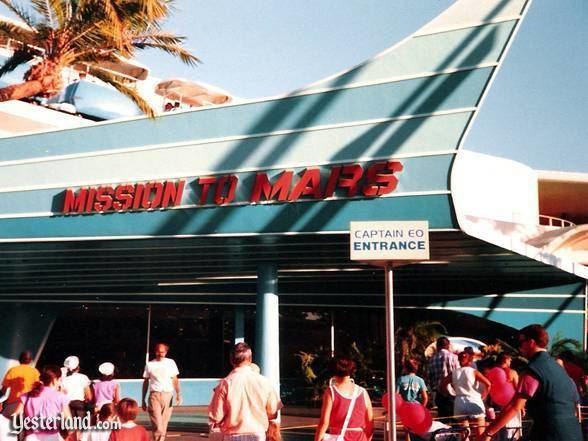 Mission to Mars (attraction) wwwyesterlandcomimagestomorrowlandmoonrocket
