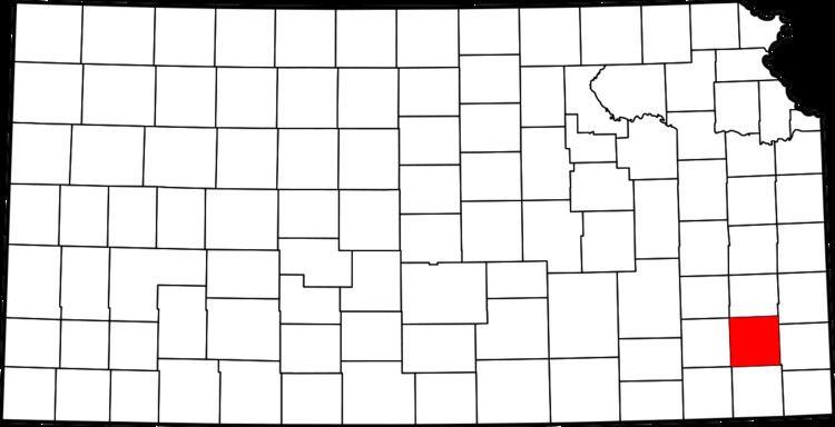 Mission Township, Neosho County, Kansas