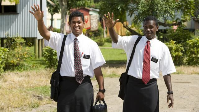 Missionary Mormon Missionary Program Missionaries Serve Two Year Missions