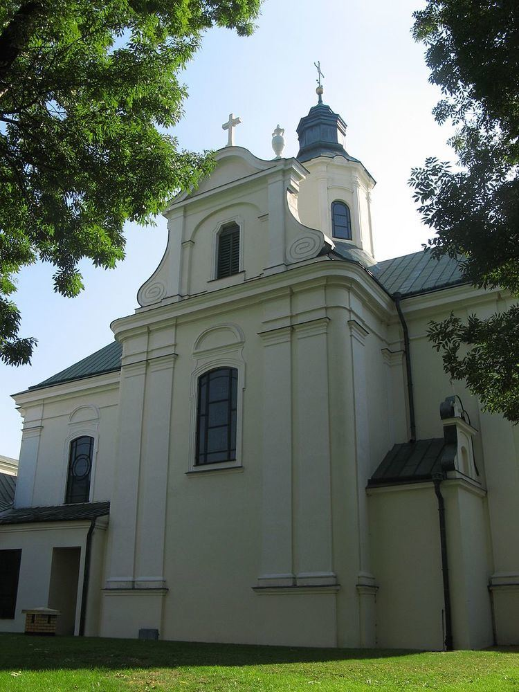 Missionary Church and Monastery, Lublin