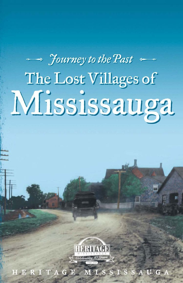 Mississauga in the past, History of Mississauga