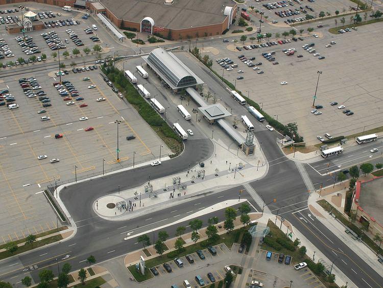 Mississauga City Centre Transit Terminal