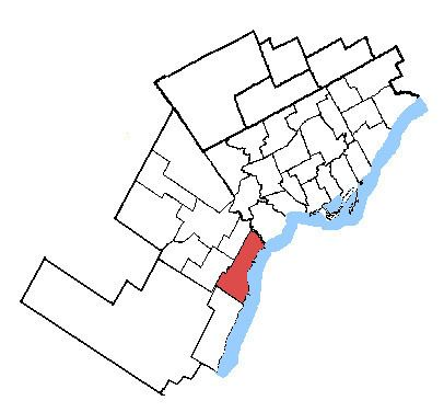 Mississauga South (provincial electoral district)