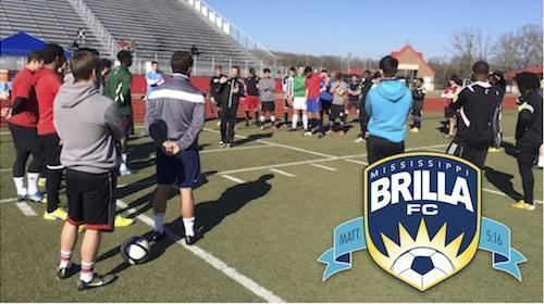 Mississippi Brilla Mississippi Brilla FC Holds Successful Open Tryout Brilla Soccer