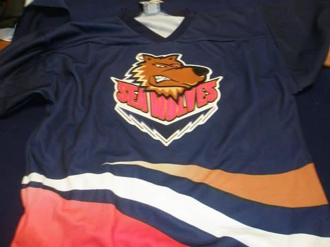 Mississippi Sea Wolves Mississippi Sea Wolves ECHL