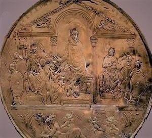 Missorium of Theodosius I