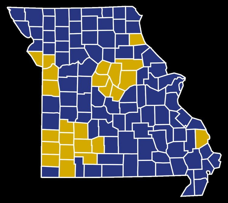 Missouri Republican primary, 2016