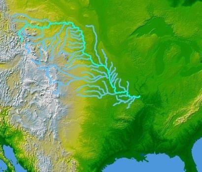 Missouri River Valley