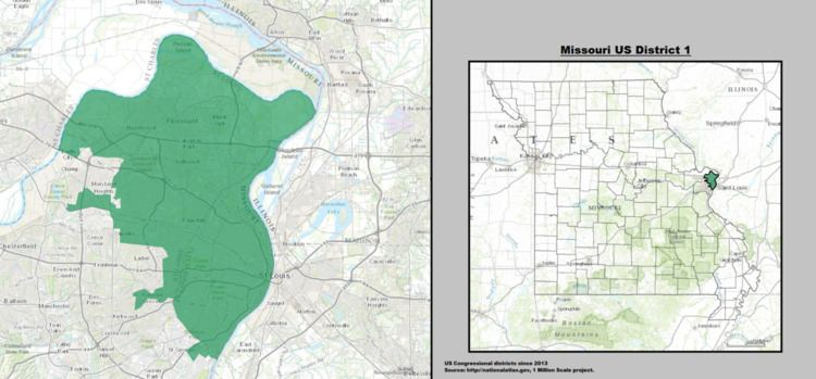 Missouri's 1st congressional district