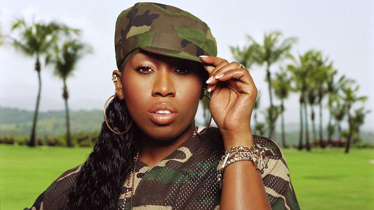 Missy Elliott Missy Elliott Music fanart fanarttv