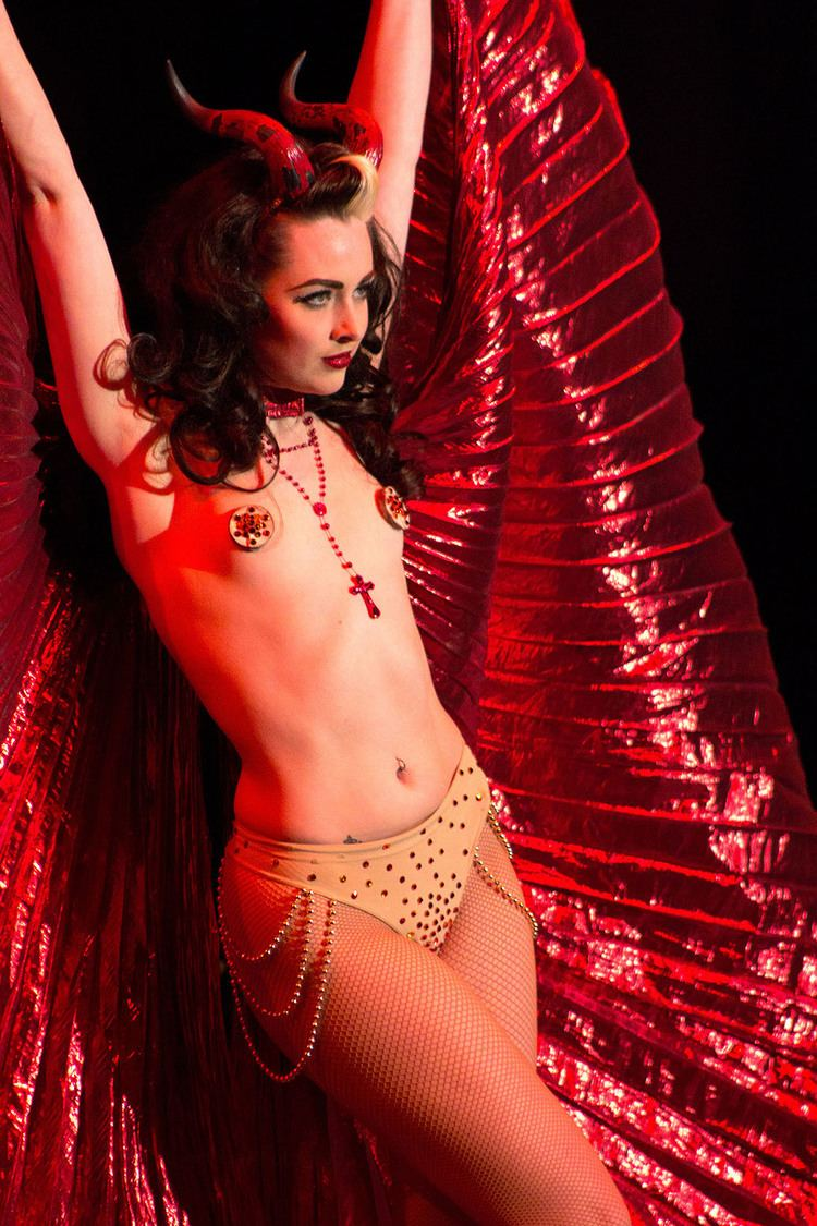 Missy Malone Past Shows 4 Missy Malone amp Friends Burlesque Revue