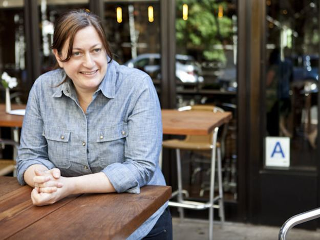 Missy Robbins We Chat With Missy Robbins of A Voce Serious Eats