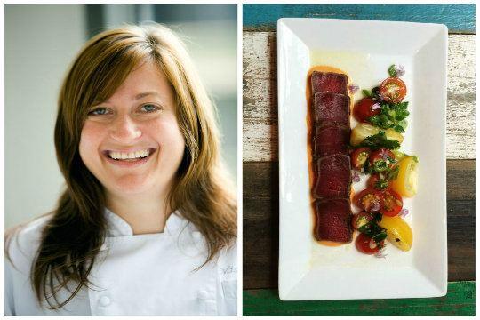 Missy Robbins 3 New York Chefs On The Cutting Edge Celebrity Chef