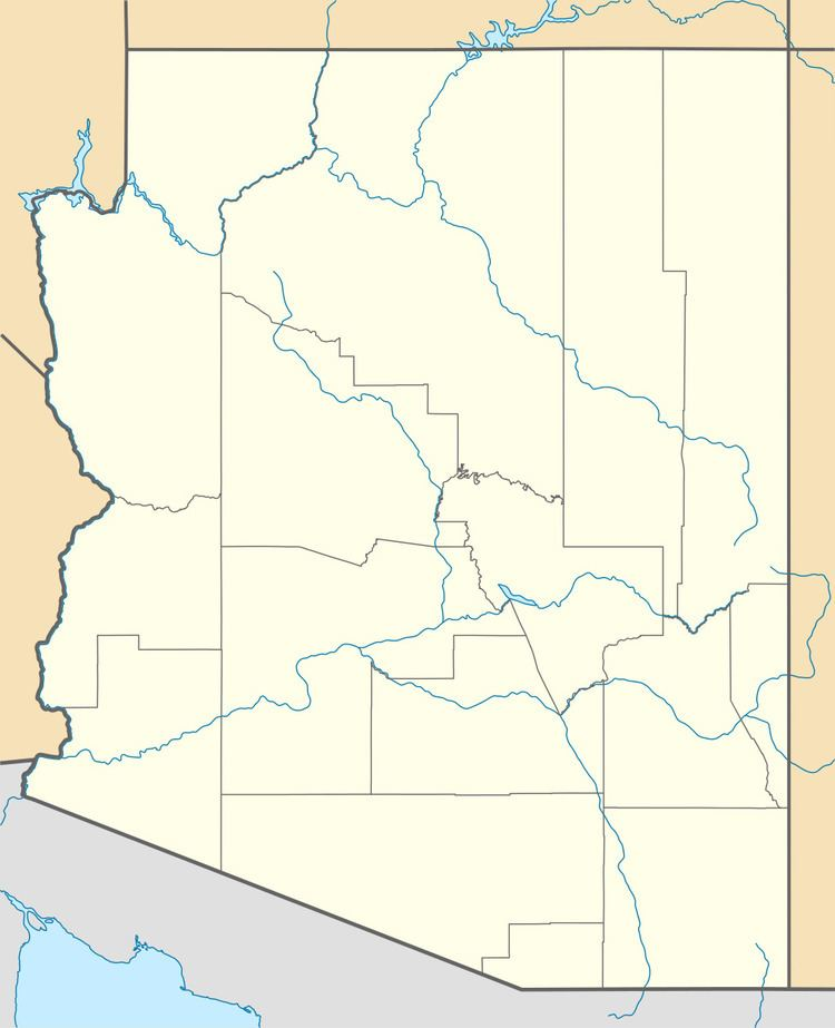 Mistake Peak (Arizona)