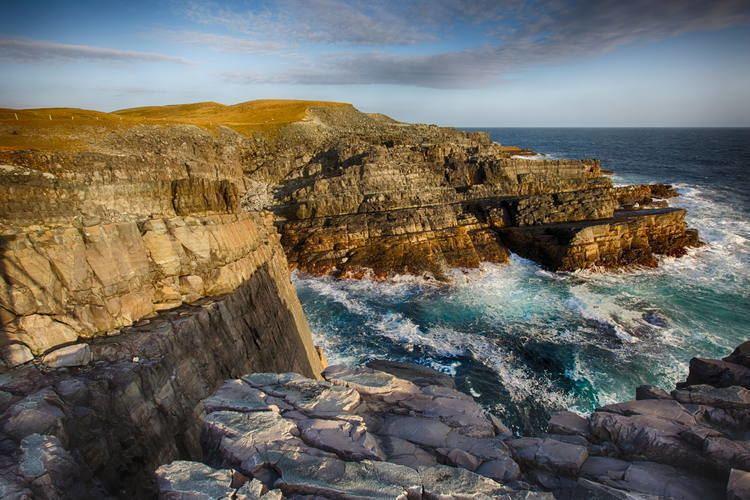 Mistaken Point, Newfoundland and Labrador Mistaken Point UNESCO World Heritage Centre