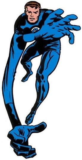 Mister Fantastic Marvel Comics Has Finally Got Round To Opposing That Mister