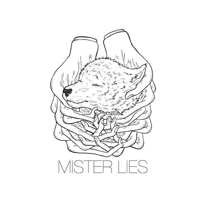 Mister Lies Mister Lies Announces Debut LP Listen to New Track News