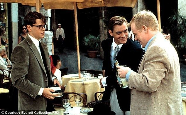 Mister Smile movie scenes Talented Philip Seymour Hoffman right was described as a great actor by Matt