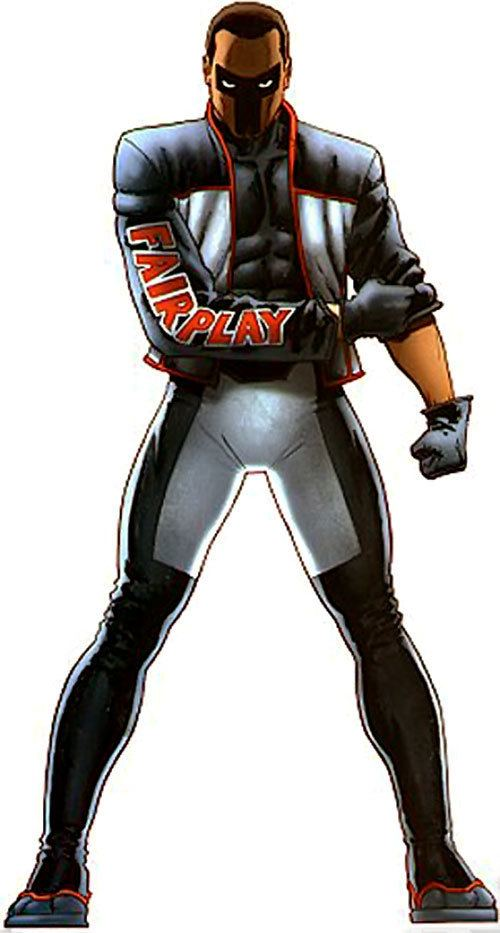 Mister Terrific (Michael Holt) Mister Terrific DC Comics JSA Michael Holt Character profile