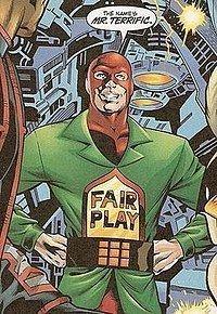 Mister Terrific (Terry Sloane) httpsuploadwikimediaorgwikipediaenthumb4