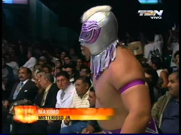Misterioso Jr. CMLL Mximo vs Misterioso Jr 20091009 lightning match YouTube