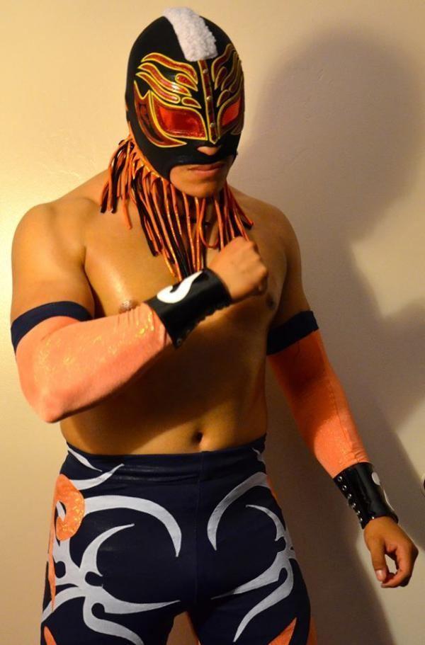 Misterioso Jr. Misterioso Jr Profile Match Listing Internet Wrestling