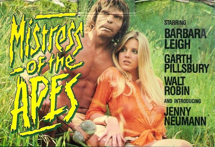 Mistress of the Apes theater of guts Kris Gilpin IMHO Dept 2 Larry Buchanan flicks