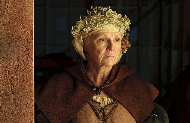 Mistress Quickly Shakespeare and Blackpool rock Actress Julie Walters loves her