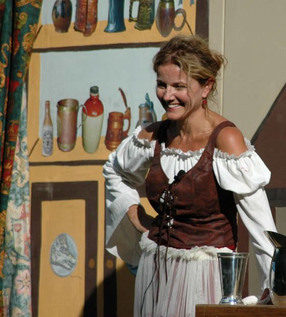 Mistress Quickly 2008 Henry IV Part One
