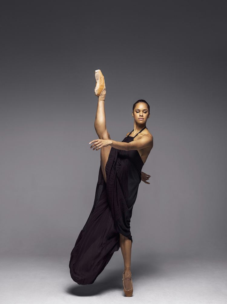 Misty Copeland Misty Copeland 39The Reason I39m Here and I Have This Voice