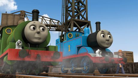 Misty Island Rescue Thomas and Friends Misty Island Rescue ABC TV